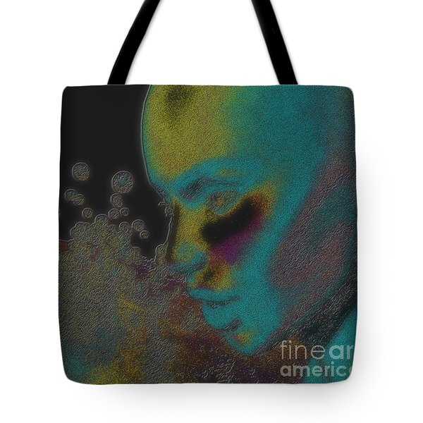 Mixcolor Tote Bag