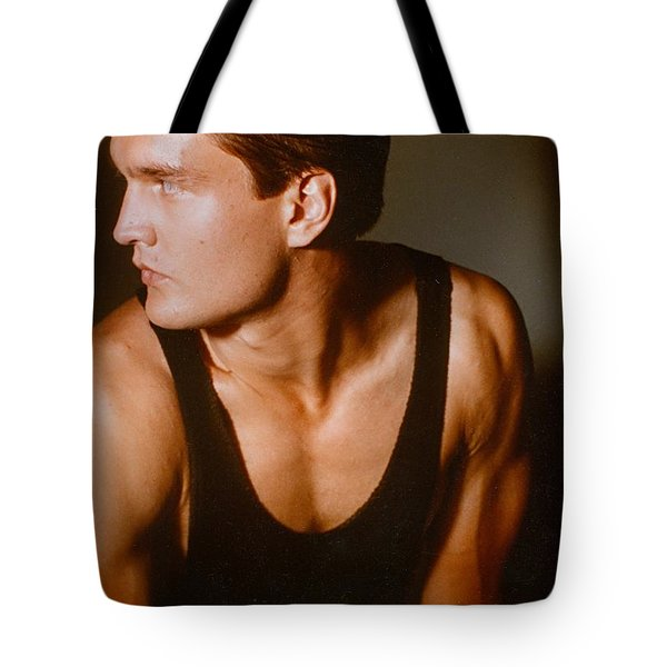 Model Robert Sorensen No. 15 Tote Bag