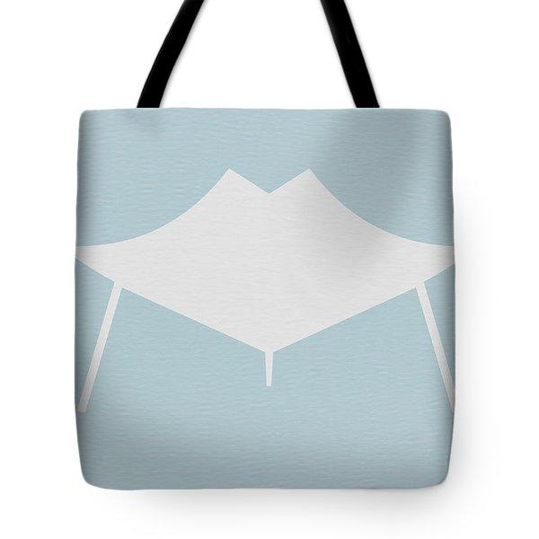 Modern Chair Tote Bag by Naxart Studio