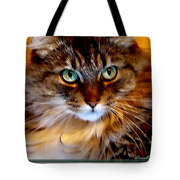 Molly Tote Bag by Danielle  Parent
