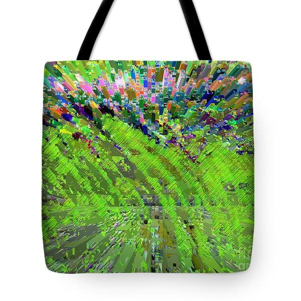Monsanto Spring Tote Bag