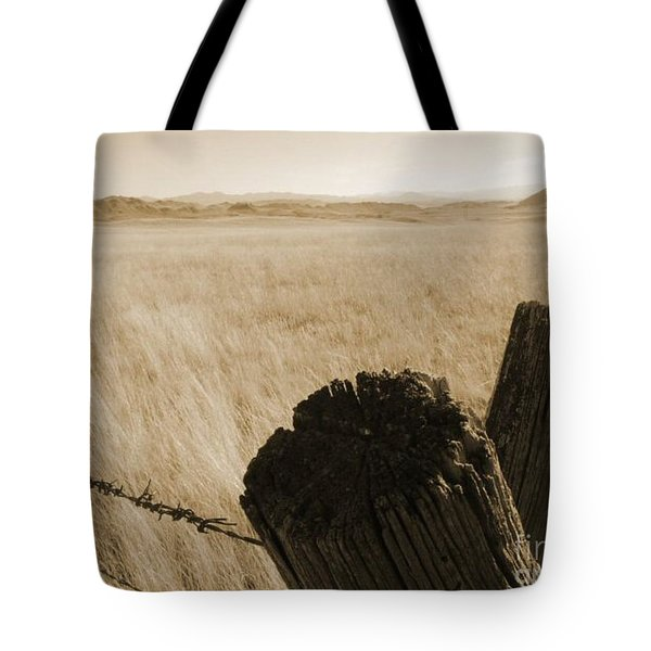 Montana Vista Tote Bag by Bruce Patrick Smith