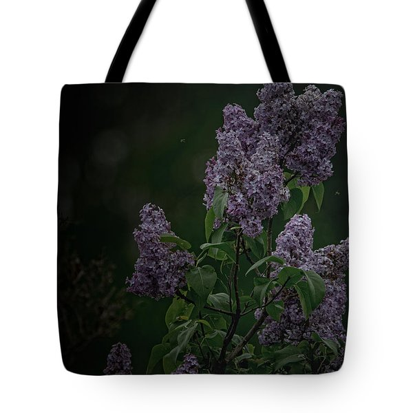 Mood Lilac Tote Bag