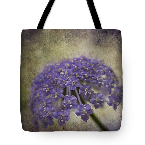 Moody Blue Tote Bag by Clare Bambers