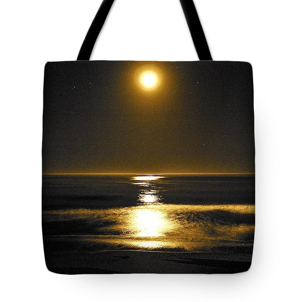 Moon Dust Tote Bag