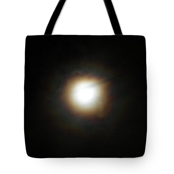Tote Bag featuring the photograph Moon Glow by Diannah Lynch