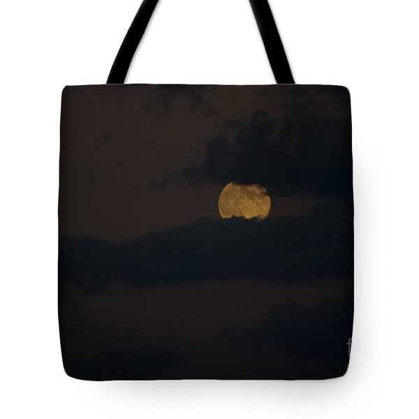Moon Rising 04 Tote Bag by Thomas Woolworth