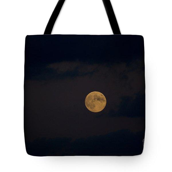 Moon Rising 05 Tote Bag by Thomas Woolworth