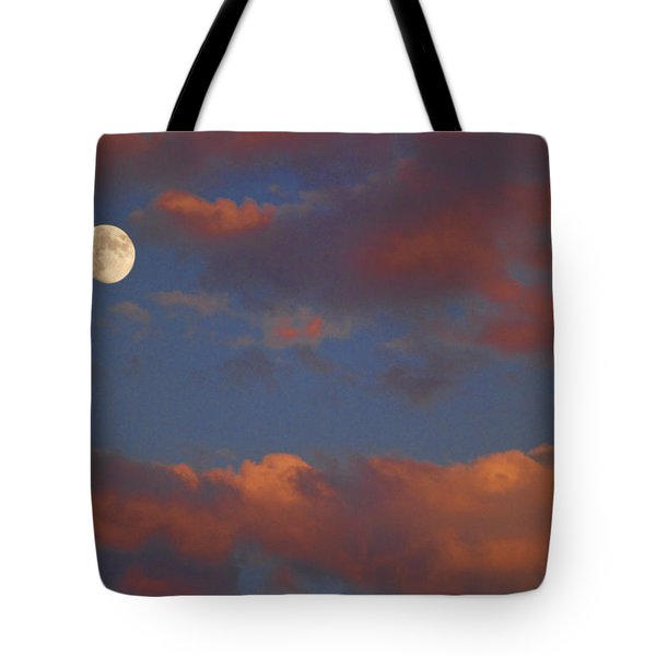 Moon Sunset Tote Bag by James BO  Insogna
