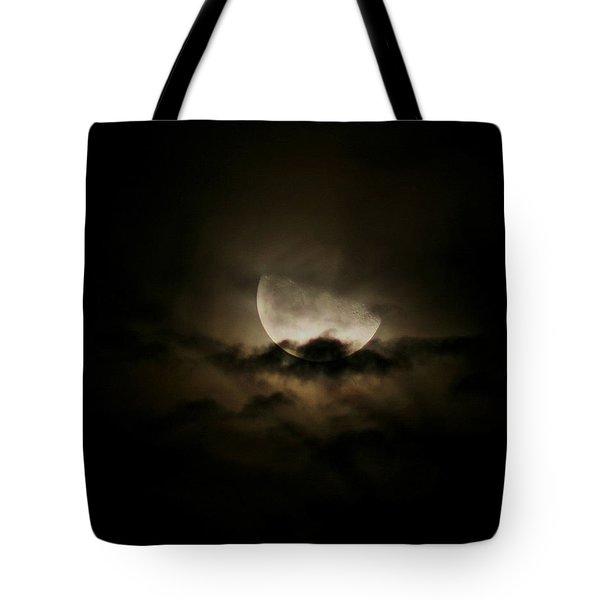 Moonlight Tote Bag by Karen Harrison