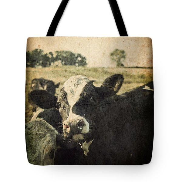 Mooove Tote Bag