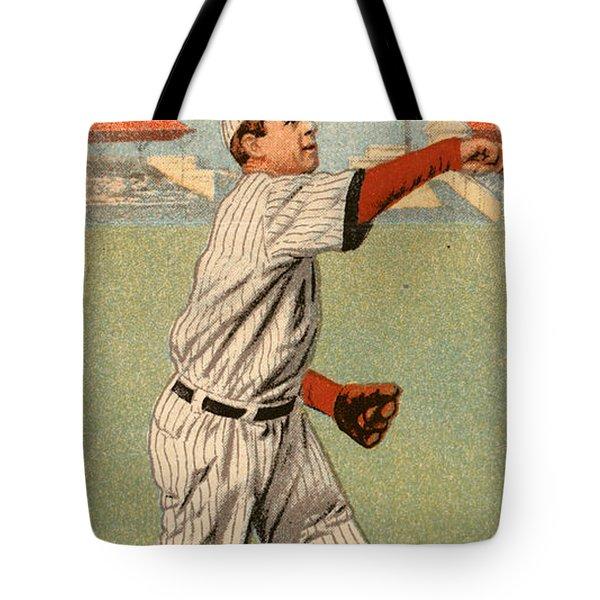 Mordecai Brown (1876-1948) Tote Bag by Granger
