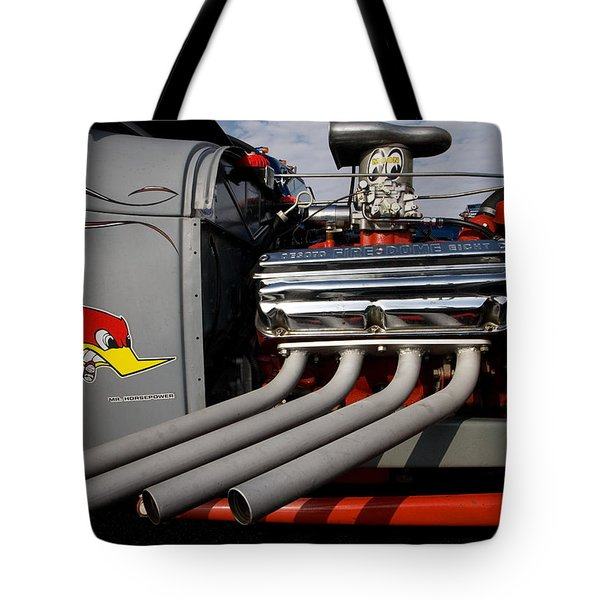 More Power Tote Bag by Karen Lee Ensley
