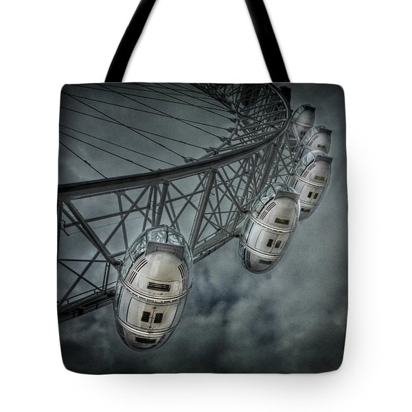More Then Meets The Eye Tote Bag by Evelina Kremsdorf