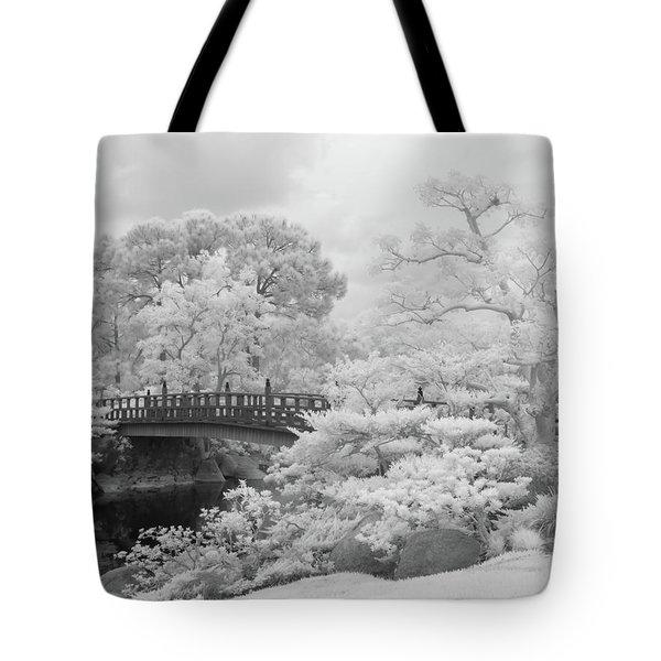 Morikami Japanese Gardens Tote Bag