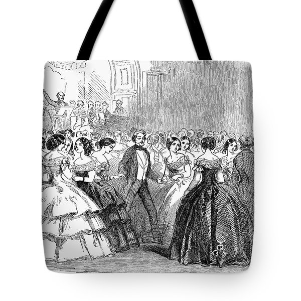 Mormon Ball, 1857 Tote Bag by Granger