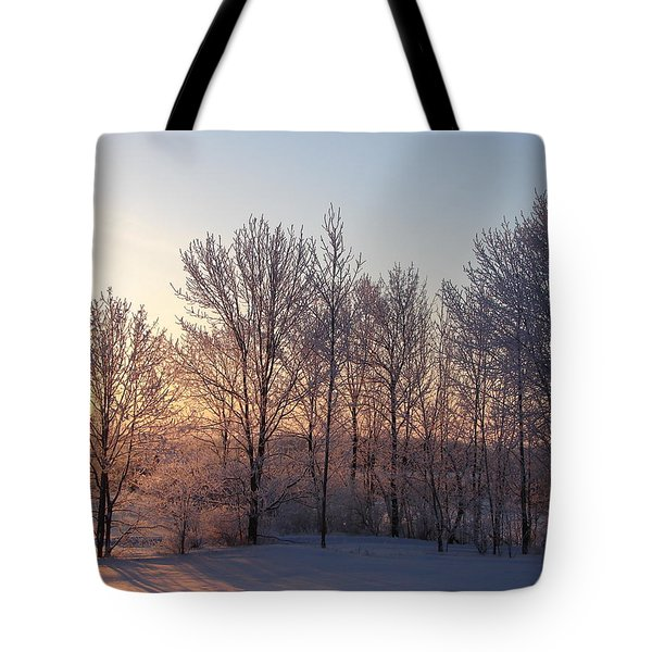 Morning Break Tote Bag