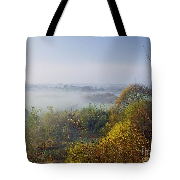 Morning Dust Tote Bag by Heiko Koehrer-Wagner