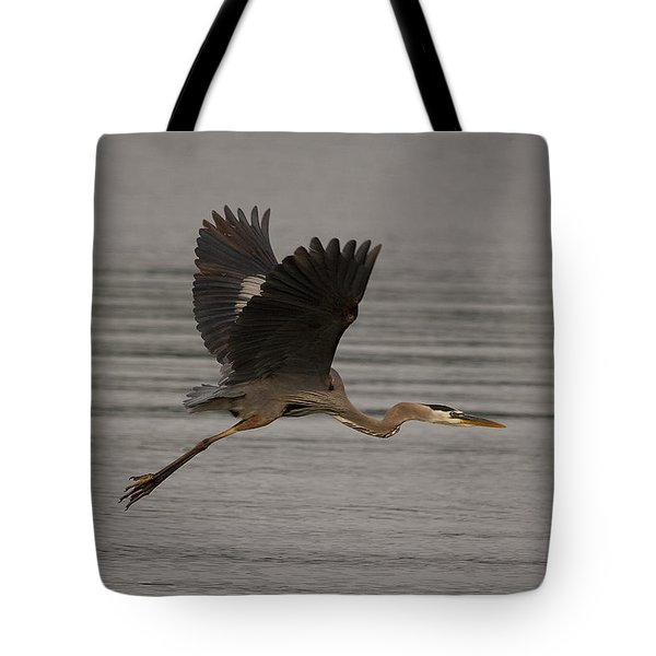 Morning Flight Tote Bag by Eunice Gibb