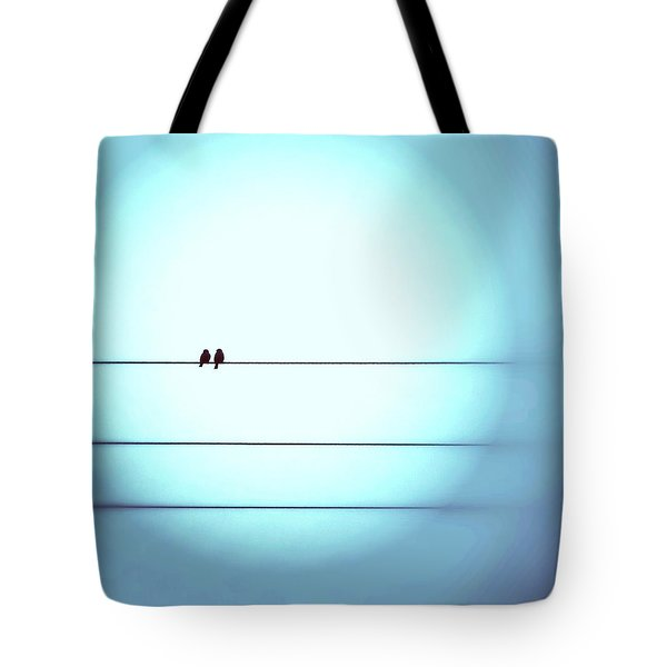 Morning Hopes  Tote Bag