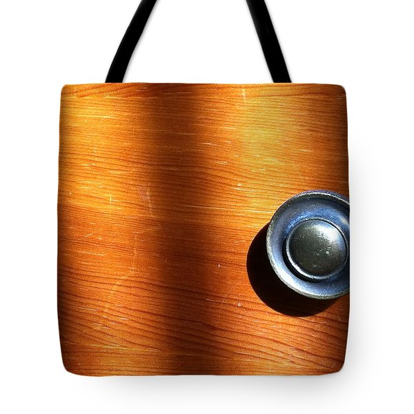 Tote Bag featuring the photograph Morning Shadows by Bill Owen