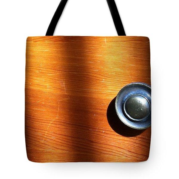 Morning Shadows Tote Bag by Bill Owen
