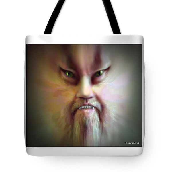 Morph Tote Bag by Brian Wallace