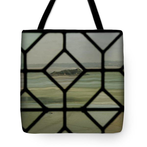 Mosaic Island Tote Bag by Marta Cavazos-Hernandez