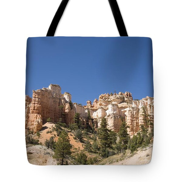 Mossy Cave Trail Tote Bag by Gloria & Richard Maschmeyer
