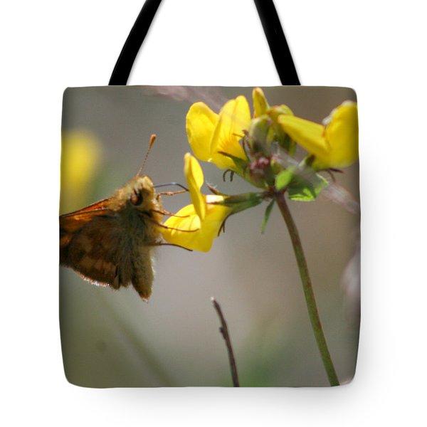 Moth Life Tote Bag