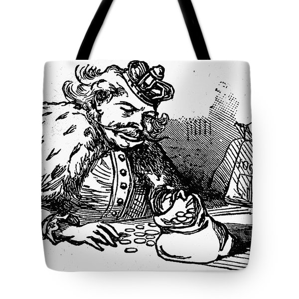 Mother Goose: King Tote Bag by Granger