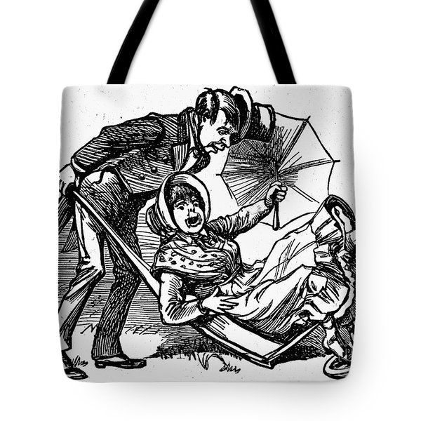 Mother Goose: Wife Tote Bag by Granger