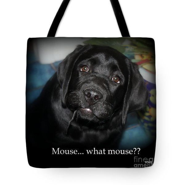 Mouse---what Mouse Tote Bag