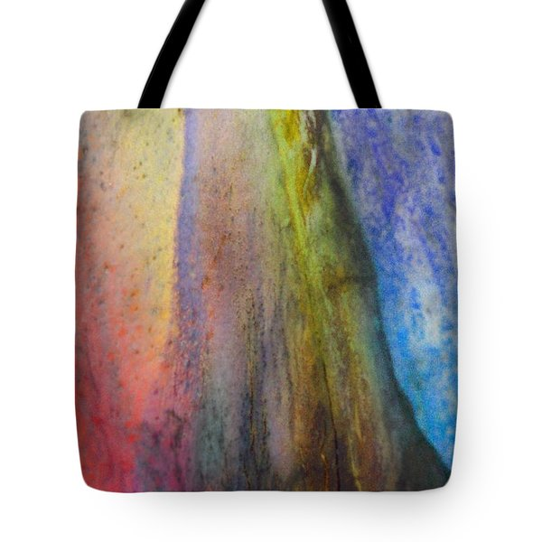 Tote Bag featuring the digital art Move On by Richard Laeton