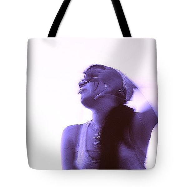 Tote Bag featuring the photograph Movement by Blair Stuart