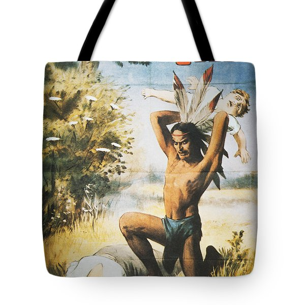 Movie Poster, 1913 Tote Bag by Granger