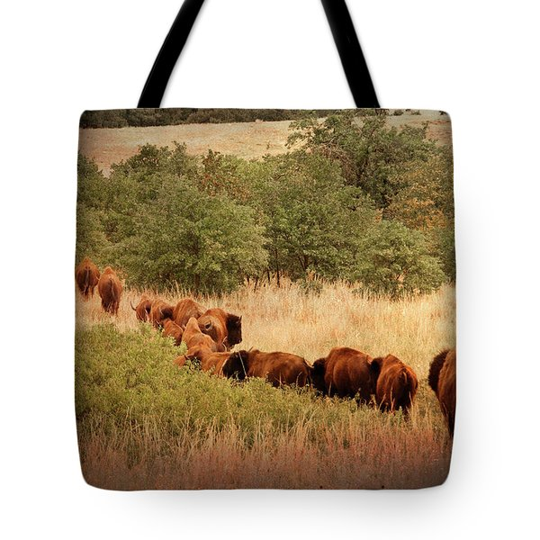 Moving On Tote Bag