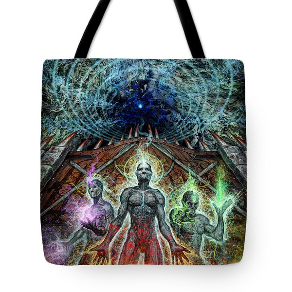 Moving Past To Continue Tote Bag