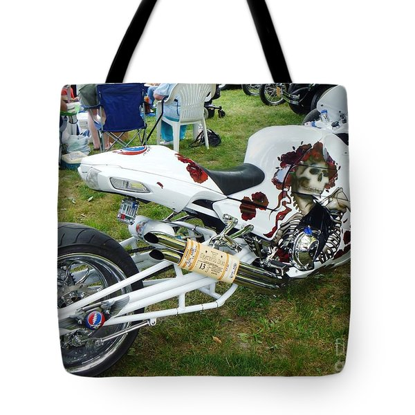 Mr Charlie Told Me So Tote Bag