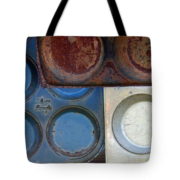Muffin Tins Tote Bag