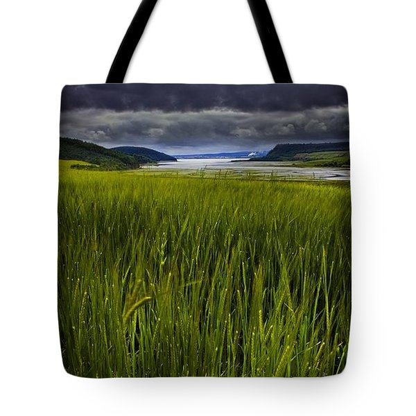 Munlochy Bay Tote Bag