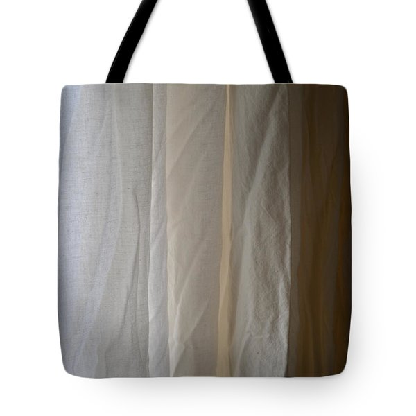 Muslin Morning Light Tote Bag