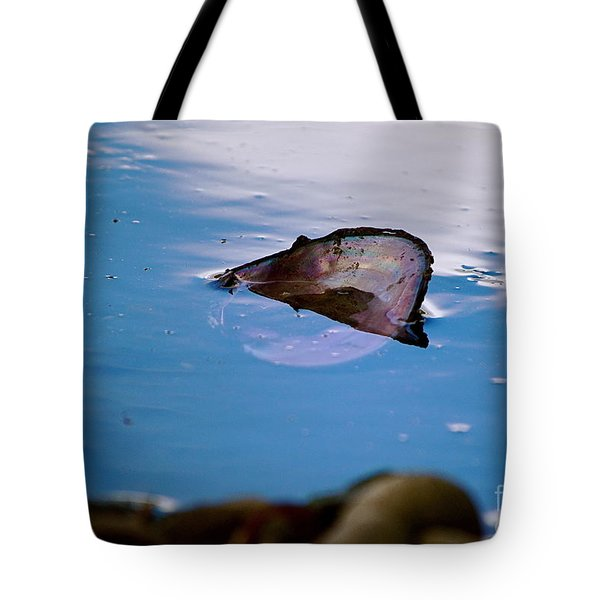 Mussel Shell Tote Bag
