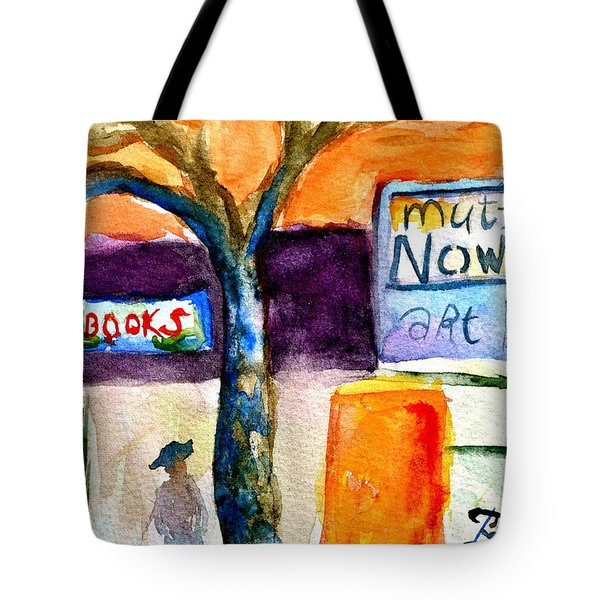 Mutiny Now Tote Bag by Beverley Harper Tinsley