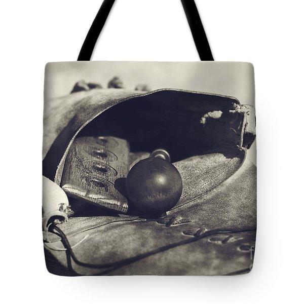 Muzzle Loader's Tools Tote Bag