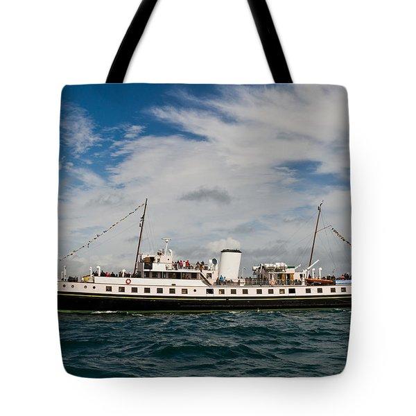 Mv Balmoral Tote Bag