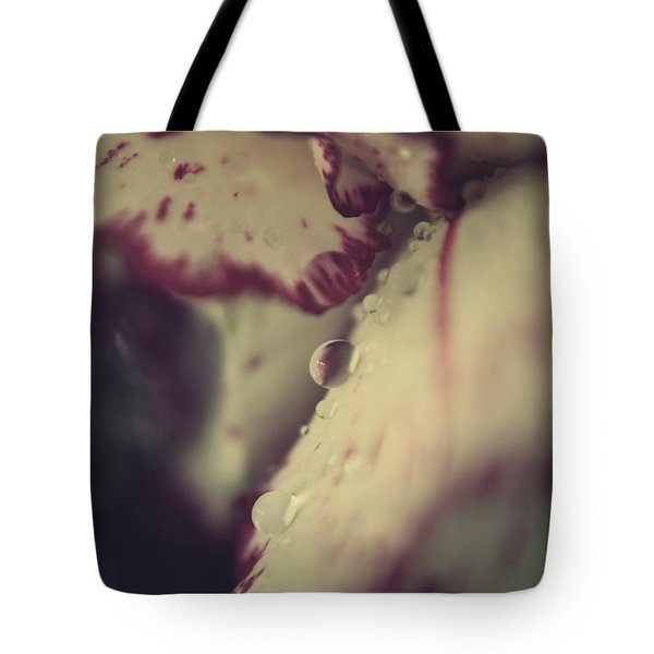 My Blood And Tears Tote Bag by Laurie Search