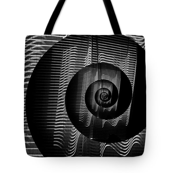 My Curtains Digitized  Tote Bag by Danielle  Parent