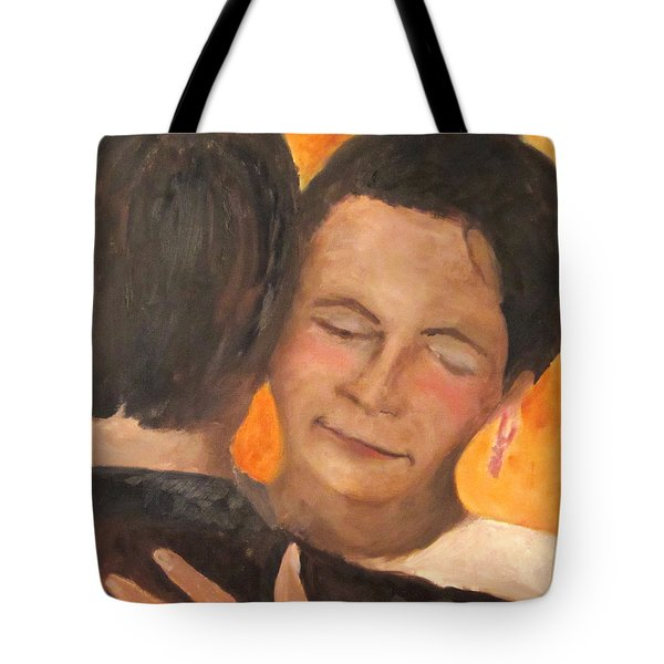 My Favorite Place Tote Bag
