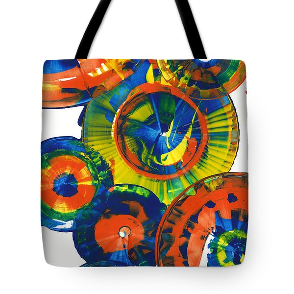 My Magical Spheres    859.121811 Tote Bag